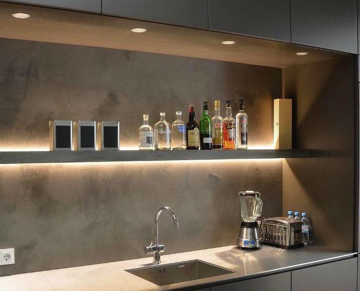 Resultado de imagem para iluminação cozinha